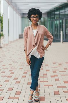 Learn how to layer this fall!