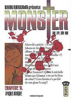 Urasawa, Naoki. Monster, tome 10 : Pique-nique, Kana, 2003 Cote BD