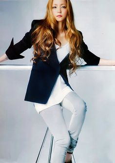 Namie Amuro Japanese Fashion