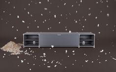 modulares TV-Board, Design Möbel, Aufbewahrung | System 180