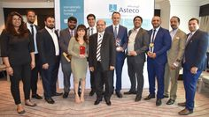 Asteco recently celebrated the achievements of 14 Franchisees in the region as part of the Company's inaugural Franchise Awards, which took place at Towers Rotana in Dubai.  www.asteco.com  #Asteco #Franchiseopportunity #BestRealEstateFranchise