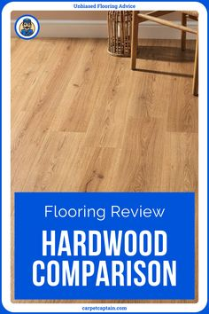 There really isn't much to hardwood flooring except a solid hunk of wood. Yes, there are many different things that can make up the appearance of your floor. But the durability of the floor is much simpler. Other than how you take care of it, it really comes down to the type of wood you get. And that's the purpose of this article: learn about each type of wood. Types Of Hardwood Floors, Tile Floor, Purpose, Advice, Ideas, Tips, Tile Flooring, Thoughts