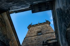 Prague – city of a hundred spires ‹ Blaz Gvajc #prague #praha #photography #castle #capital