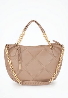 bebe | Bohemia Satchel - Handbags