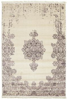 Modern rugs available in a wide variety of designs, colours and shapes. Choose from a huge selection of modern rugs to find the right rug for your home. Damask, Rugvista, Kerman, Vintage Rugs, Damask Rug, Knotted Rugs, Gabbeh Rug, Rugs, Affordable Rugs