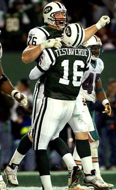 Monday Night Miracle VinnyTestaverde Jets comeback. The best game I ever saw.