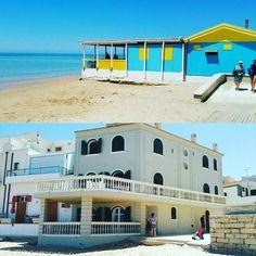 Tutti da Enzo e poi Montalbano... Punta Secca (rg). Enzo al Mare is Montalbano's restaurant in Punta Secca. #montalbanosono #marinella #puntasecca #Sicily