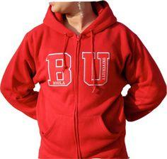 Full zip fleece hood