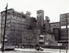 This building in Philadelphia, PA was ground zero for the manufacturing of millions of Stetson hats back during the peak of Stetson's operations.