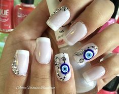 59 Ideas For Nails Natural Gele Simple Art Designs Gel Manicure Designs, Manicure Colors, Manicure And Pedicure, Nail Art Designs, Stiletto Nails, Gel Nails, Nail Polish, Short Nails, Long Nails