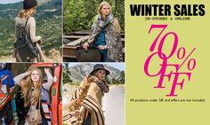 Achilleas Accessories Winter Sales 2015