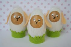 30 Cute Lamb & Sheep Crafts - Red Ted Art - Make crafting with kids easy & fun Chicken Crafts, Fish Crafts, Sheep Crafts, Bunny Crafts, Easter Egg Crafts, Easter Eggs, Cute Lamb, Mobiles, Easter Parade