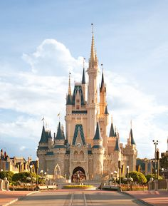 Every day's a perfect day to go to Walt Disney World.