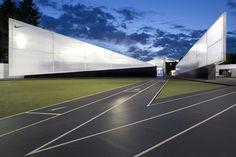 Nike Camp Victory Pavilion by Skylab Architecture