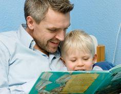 Én av femkan lese før debegynner på skolen.Barn som sjelden blir lest for har dårligereforutsetninger for leseferdigheter ved skolestart.