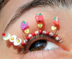 false eyelash jewelry  6