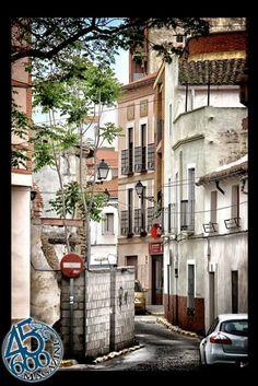 Calle talaverana Street