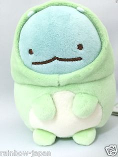 Plush Product Name : San-X Sumikko Gurashi Plush Doll Manufacture :San-X Condition : Brand New Include : San-X Sumikko Gurashi Plush Doll x 1 Size:About H:12 x W:8 x D:10cm --------------------------- Payme