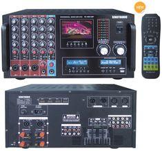 Karaoke Mixer, Karaoke System, Money, Digital, Silver