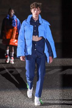OFF-WHITE C/O VIRGIL ABLOH Spring-Summer 2018 - Pitti Immagine Uomo 92