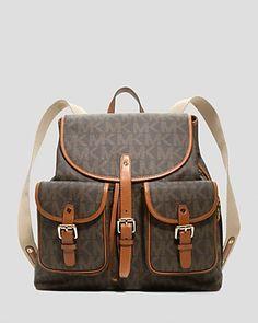 MICHAEL Michael Kors Backpack - Logo | Bloomingdale's