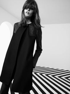 Love this coat.  Pierre Balmain FW 2012