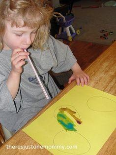 Ostara kid's craft