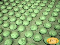Μπεζέδες φυστίκι - Ζαχαροπλαστείο Lonis - www.lonis.gr