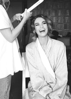 """Lily James photo diary for Vogue as she gets ready for the 2016 Golden Globes. Jon Bernthal, Katie Mcgrath, Lily James, British Actresses, Amanda Seyfried, Lily Collins, Celebs, Celebrities, Woman Crush"