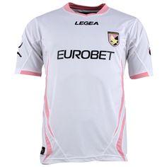 US Città di Palermo (Italy) - 2011 2012 Legea Away Shirt Palermo Italy.  Palermo ItalyFootball ShirtsSoccer JerseysFootball Jerseys 235bb7b6a