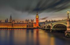 Big Ben by Piotr J