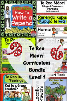 Te Reo Māori classroom phrases, printables and activities are based on the te reo Māori curriculum. This bundle will help immensely with planning and teaching te reo. Hawaiian Tribal Tattoos, Samoan Tribal, Filipino Tribal, Maori Art, Thai Tattoo, Maori Tattoos, Bilingual Classroom, Classroom Resources, Classroom Ideas