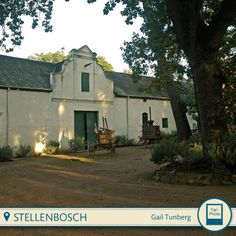 "See 376 photos and 12 tips from 3045 visitors to Stellenbosch. ""A beautiful and colorful little town with great old style Dutch architecture filled. Cape Dutch, The Beautiful South, Honeymoon Places, My Land, Wine Country, Uni, Cheers, South Africa, Entertainment"
