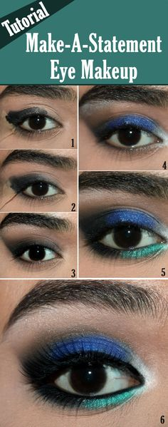 Now, with our makeup tutorials, you can learn all that you need to know about makeup of all kinds.
