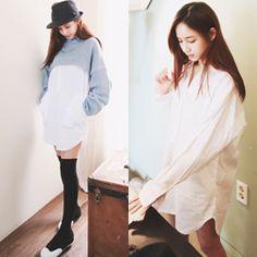 简单的纯色衬衫,很有文艺女青年的味哦!经典的衬衫版型,搭配长款半系扣的款式,知性干练又具有文艺气息~休闲舒适的宽松版,清新时尚更显女性可爱柔美~ -翻领- -纯色- -宽松长版- -清新柔美系-