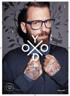 Klasik giyim tarzı benimseyen erkeklerin gözlükteki tercihi olan #Oxydo Mert Optik'te..  #glasses #mode #new
