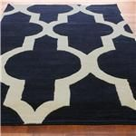 Oversized Moroccan Tile Hand Tufted Rug: 2 Colors  Budget friendly rugs