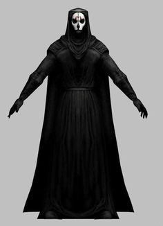 My favorite Sith Lord, Darth Nihilus. Hmm...