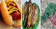 Le site Business Insider s'est intéressé à l'alimentation et plus précisément aux aliments les plus dangereux dans le monde. On les découvre tout de suite ! Hot Dog Buns, Hot Dogs, Poisons, Bread, Business, Ethnic Recipes, Thinking About You, Handicraft, World