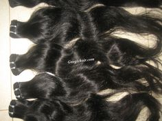 Natural wavy Weft Hair Cheap Price High Quality
