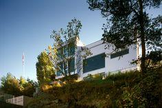 DARK Arkitekter - arkitektkontor i Oslo, Drammen og Stavanger - moderne og kreativ arkitektur innen urbanisme, bolig, næringsbygg, offentlig. Stavanger, Oslo, Single Family, Norway, Dark, House, Urban Planning, Home, Homes