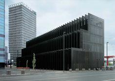 RCR - Plaça Europa 31 Building, Barcelona 2011. Via.