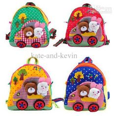 Children's Backpacks Baby Kids Handmade Backpack Schoolbag School Bags Satchel Book Bag, $10.54 | DHgate.com