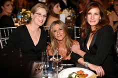 Pin for Later: But Really, What Were Meryl, Jennifer, and Julia Talking About?