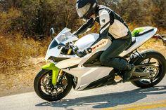 Energica: Premium-Elektromotorräder aus Italien