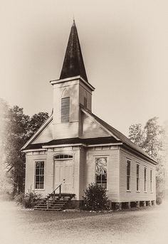 Old Time Religion by Glenn Taylor, via Flickr