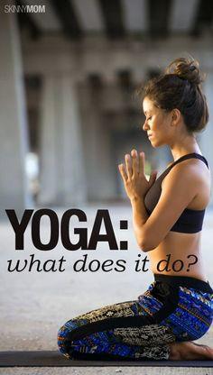 What Does Yoga Do - Health Tricks