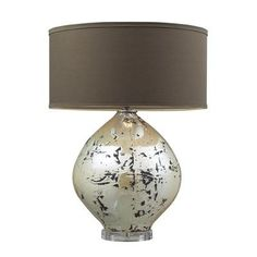 (CLICK IMAGE TWICE FOR UPDATED PRICING AND INFO) #home #homeimprovement #homedecor #lighting #lamps #lights #lightandfixture #tablelamps   see more table lamps at http://www.zbrands.com/Lamps-C40.aspx -  Dimond Lighting Lamps - Limerick One Light Table Lamp in Turrit Gloss Beige