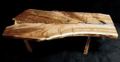 George Nakashima Live Edge Furniture | ... is the Difference between Live Edge Furniture and Rustic Furniture