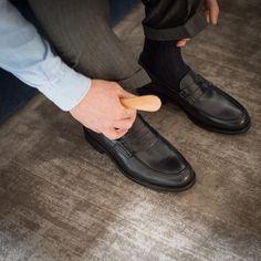 Penny Loafers #velasca #milano #loafers #gentleman #danielsmood